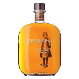 Jefferson's Very Small Batch Bourbon 750ml