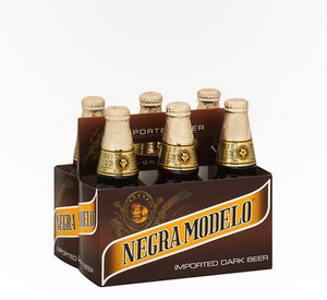 Modelo Negra Mexican Pale Lager  - 6 bottles - SipsyLA