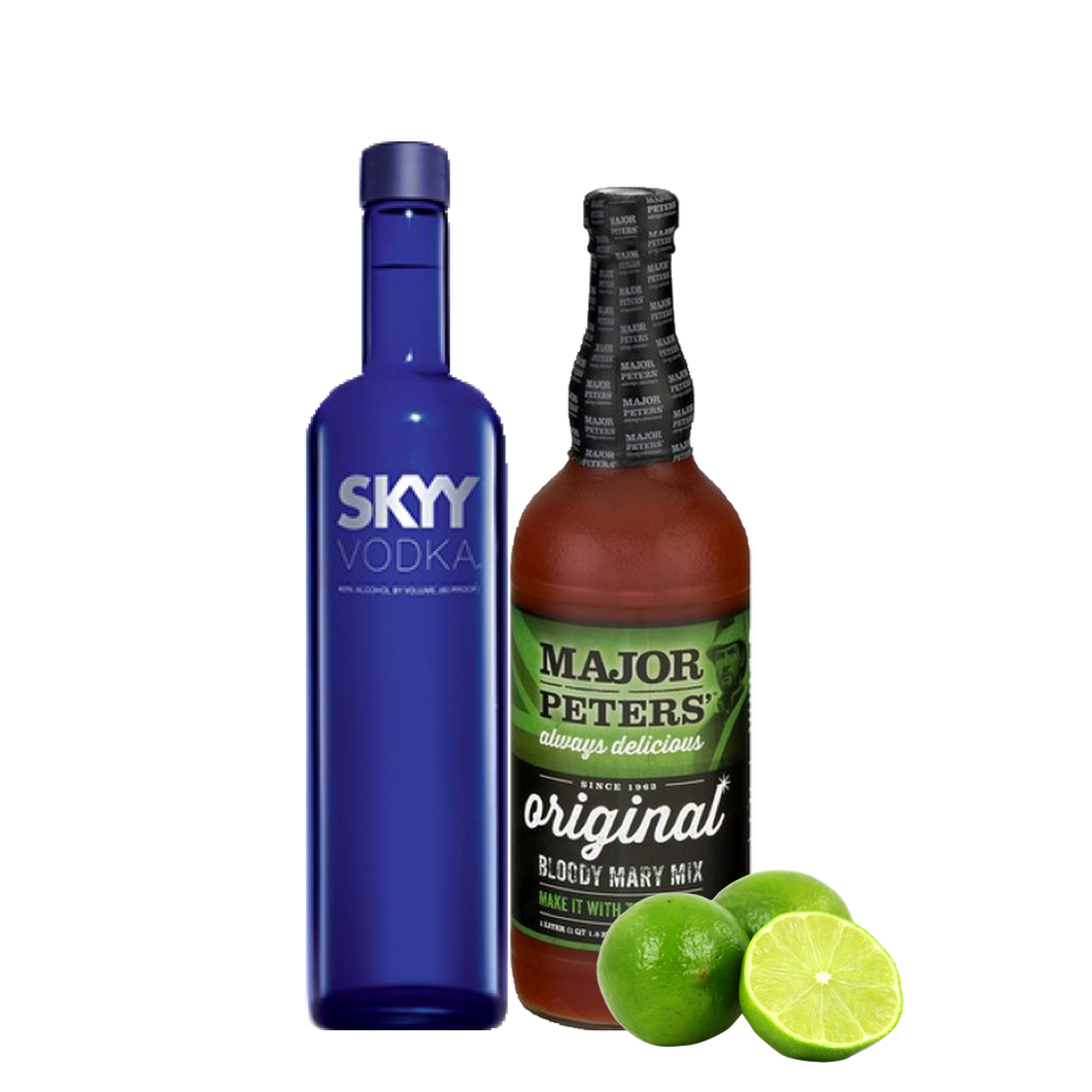Skyy Bloody Mary Cocktail Pack - SipsyLA