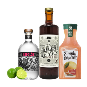 The Spicy Paloma Cocktail Pack - SipsyLA