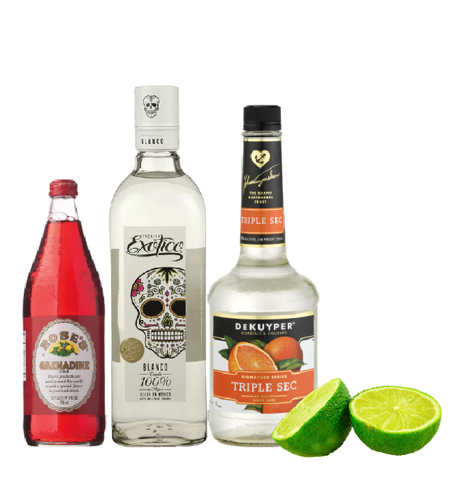 The Pink Margarita Cocktail Pack