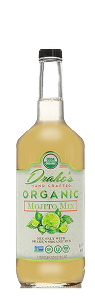 Drake's Organic Hand Crafted Mojito Mix 750ml