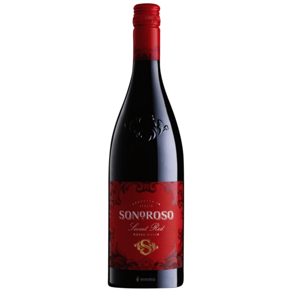 Sonoroso Sweet Red - 750ml - SipsyLA