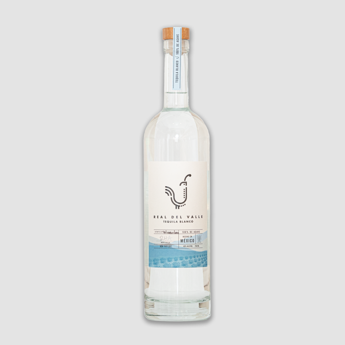 Real Del Valle Tequila Blanco - 750ml