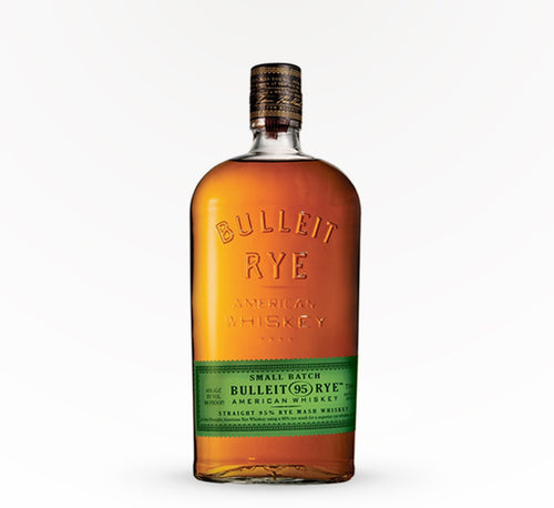 Bulleit Rye - American Rye Whiskey - 750 ml - SipsyLA