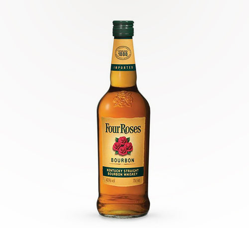 Four Roses Bourbon Whiskey - 750 ml - SipsyLA