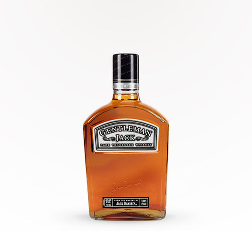 Gentleman Jack - Rare Tennessee Whiskey - 750 ml - SipsyLA