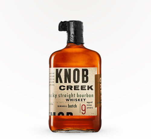 Knob Creek Straight Bourbon - 750 ml - SipsyLA