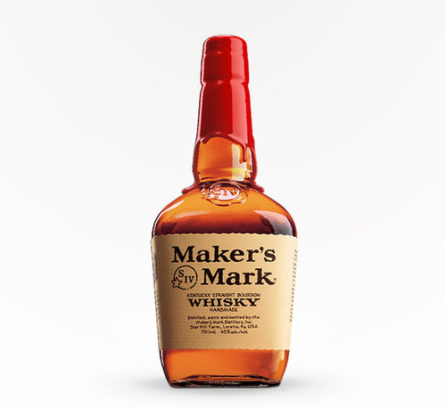 Maker's Mark Straight Bourbon - 750 ml - SipsyLA