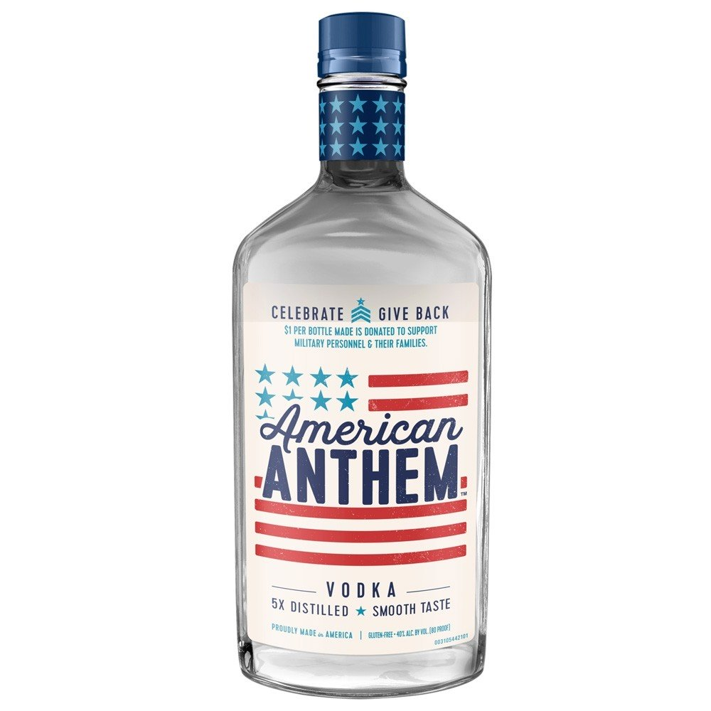 Anthem American Vodka - 750 ml - SipsyLA