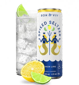 Bon & Viv Lemon lime - 6 cans - SipsyLA