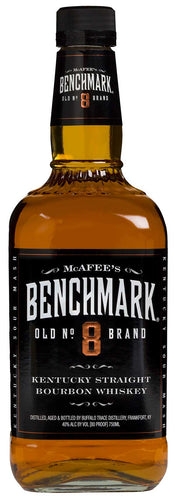 Bench Mark Kentucky Straight Bourbon Whiskey - 750 ml - SipsyLA