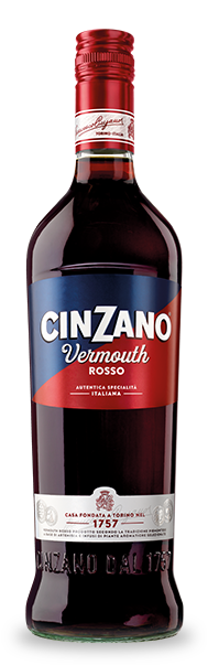Cinzano Rosso Sweet Vermouth - 750ml - SipsyLA