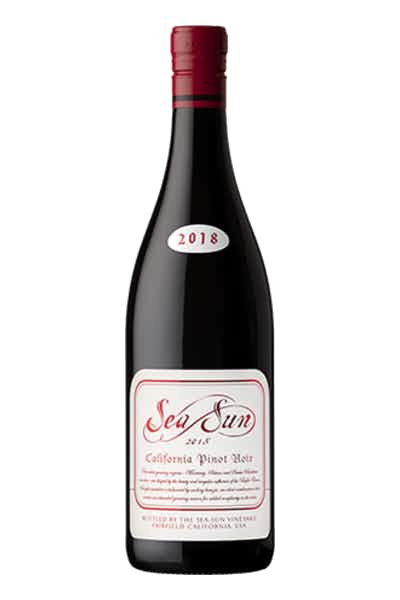 Sea Sun Pinot Noir 750ml - SipsyLA