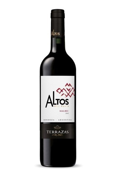 Altos Malbec 750ml - SipsyLA