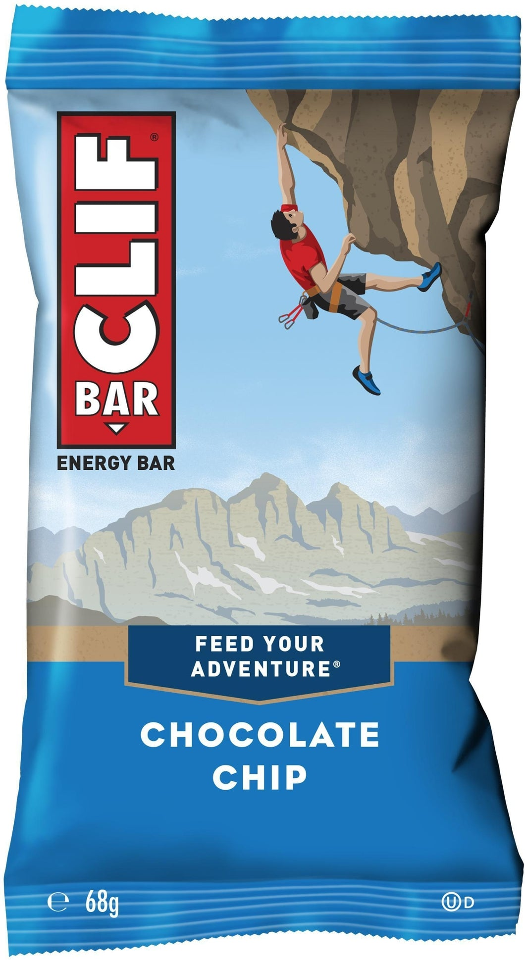 Clif Bar Chocolate chip 2.4 oz - SipsyLA