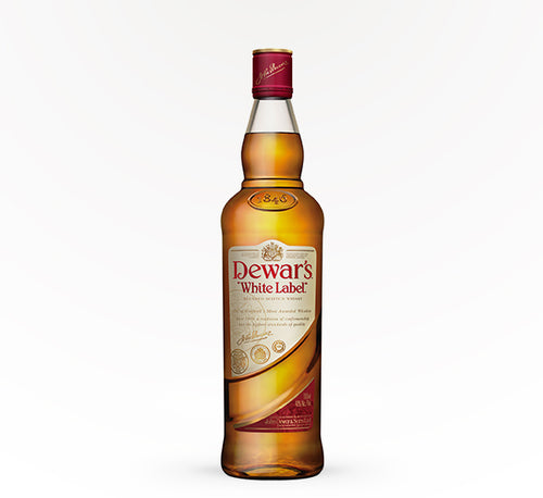 Dewars White Label Blended Scotch Whiskey - 750 ml - SipsyLA