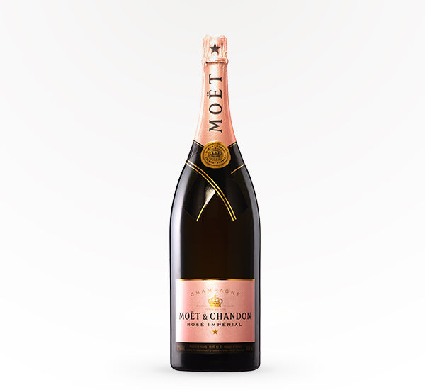 Moet & Chandon Rose Champagne Rose - 750 ml - SipsyLA