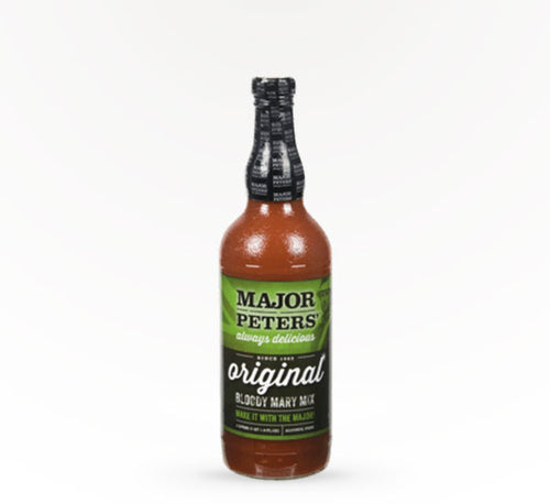 Major Peters Original Bloody Mary Bar Mixers - 1 L - SipsyLA
