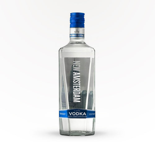 New Amsterdam Vodka 1.75L - SipsyLA