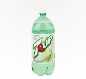 Diet 7 up Carbonated Drink - 2 L - SipsyLA