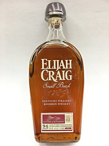 Elijah Craig Small Batch Bourbon - 750 ml - SipsyLA