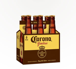 Corona Familiar Pilsner Imported Beers  - 6 bottles - SipsyLA