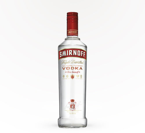 Smirnoff Vodka - 750 ml - SipsyLA