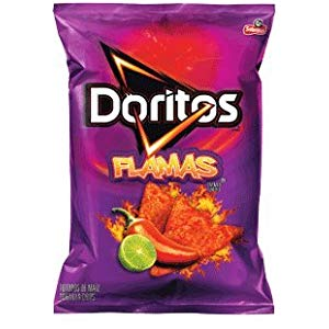 Doritos Flamas 3oz - SipsyLA