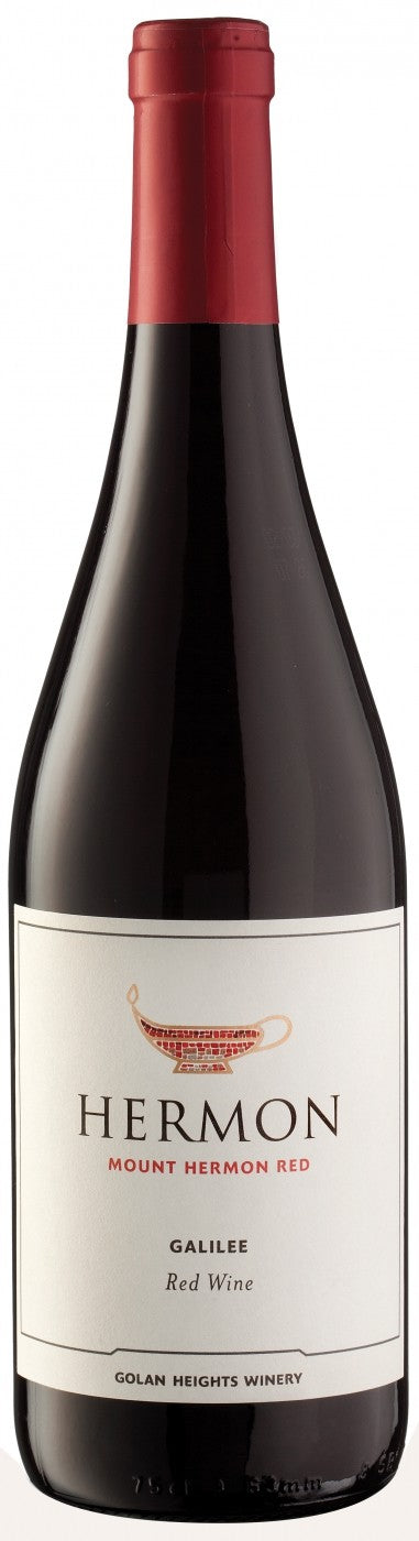 Hermon Red Wine 750ml - SipsyLA