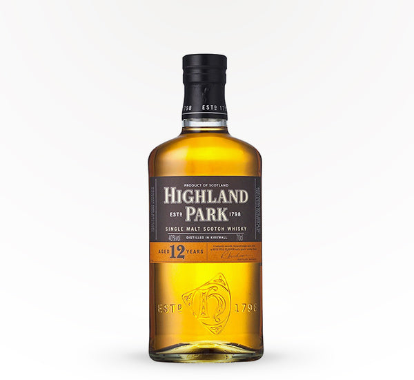 Highland Park Single Malt, 12 year - 750 ml - SipsyLA