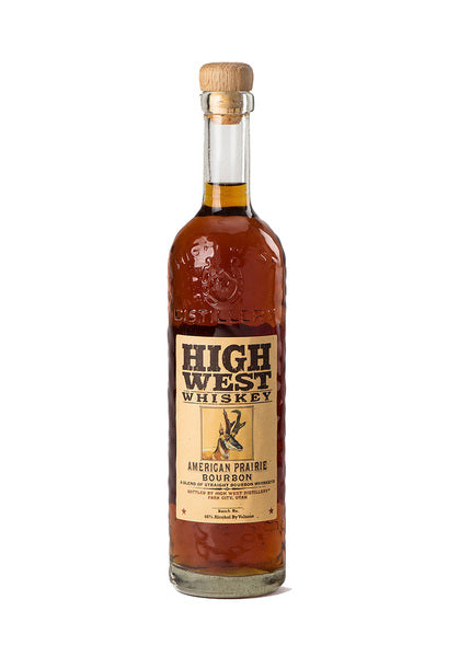 High West American Prairie Bourbon 750ml - SipsyLA