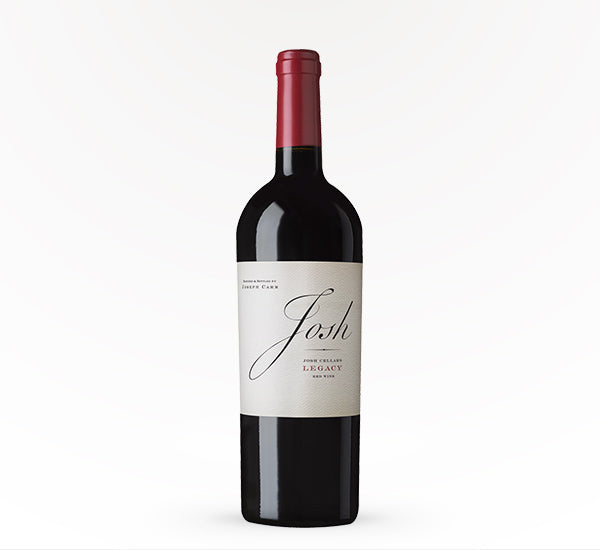 Josh Cellars Legacy Red Blend - SipsyLA