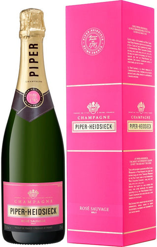 Piper-Heidseick Champagne Rosé - SipsyLA