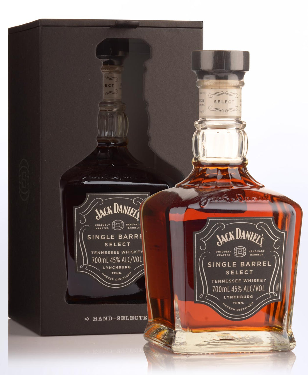 Jack Daniel's Single Barrel Select - 750 ml - SipsyLA