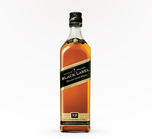 Johnnie Walker Black Blended Scotch Whiskey, 12Year - 750 ml - SipsyLA