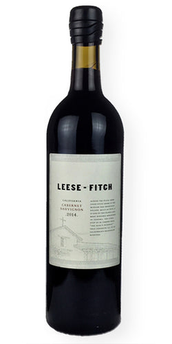 Leese Fitch Cabernet Sauvignon - SipsyLA