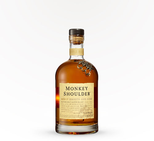 Monkey shoulder blended malt scotch - 750 ml - SipsyLA