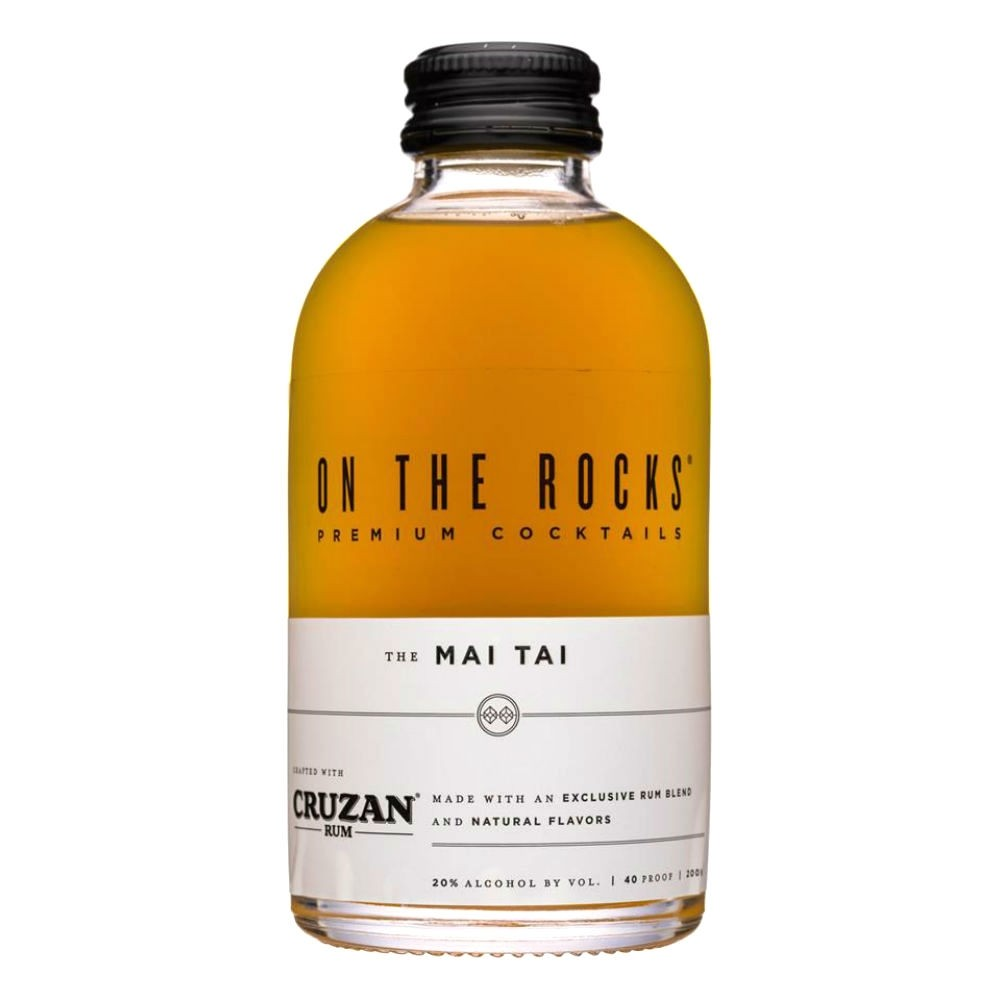 On The Rocks Mai Tai 375ml - SipsyLA