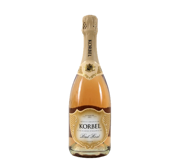 Korbel Brut Rose - 750 ml - SipsyLA