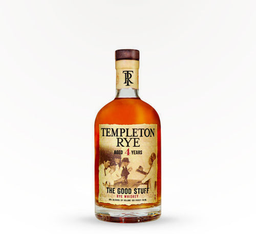 Templeton Rye Whiskey - 750 ml - SipsyLA