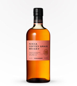 Nikka Coffey Grain Whiskey - 750 ml - SipsyLA