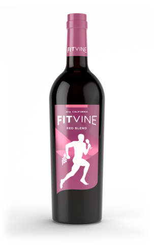 FitVine Red Blend 750ml