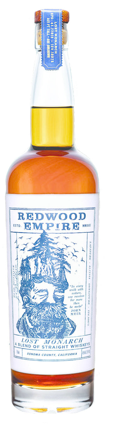 Redwood Empire Lost Monarch 750ml - SipsyLA