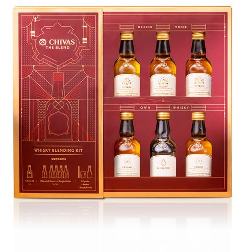 Chivas Regal Whisky Blending Kit - SipsyLA