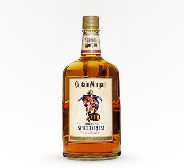 Captain Morgan Spiced Rum - 1.75L - SipsyLA