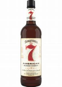 Seagrams 7 Blended American Whiskey - 750 ml - SipsyLA