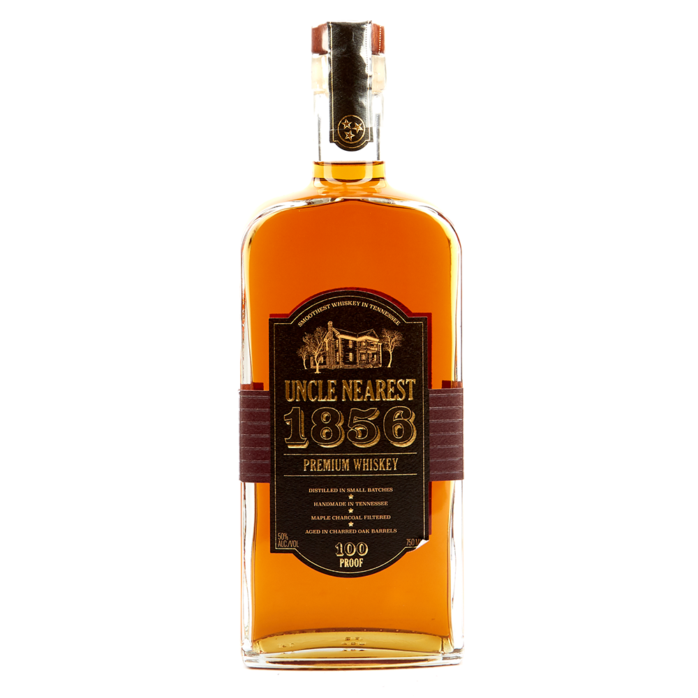 Uncle Nearest 1856 Premium Whiskey - 750 ml - SipsyLA