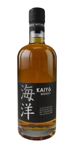 Kaiyo Japanese Whiskey - 750 ml - SipsyLA