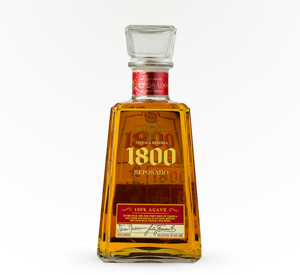 1800 Tequila Reposado Tequila - 1.75 L - SipsyLA